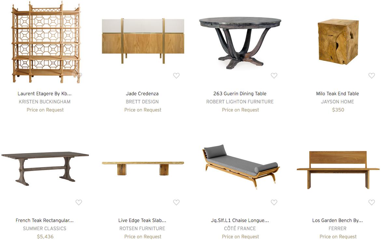 Dering hall-rotsen furniture