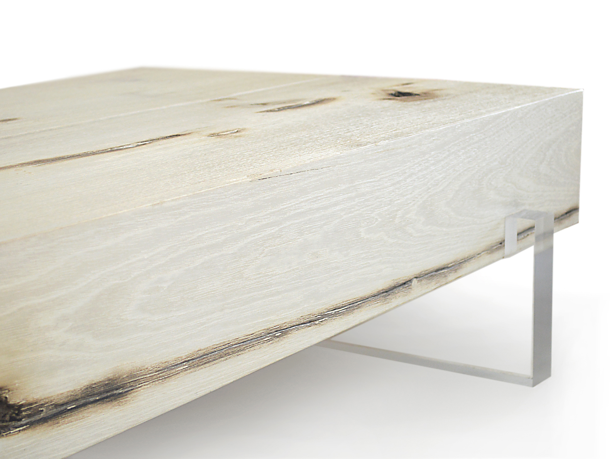 Reclaimed Ellipse Coffee Table 03